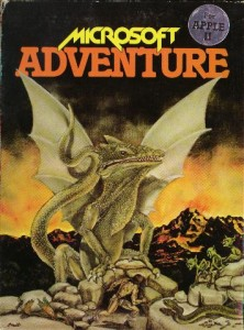 Microsoft Adventure box art