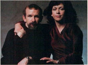 Jon Freeman and Anne Westfall