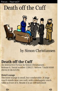 Death of the Cuff