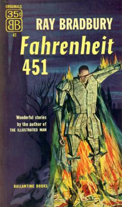the rise of digital in the novel fahrenheit 451 by ray bradbury Fahrenheit 451 is ray bradbury's eerie more get a  bradbury's fahrenheit 451 is a novel that transcends it's dystopian theme and delivers its cautionary.