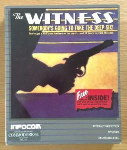 The Witness gray box version