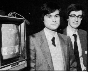 David Braben and Ian Bell