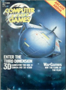 Computers and Video Games magazine, October 1983