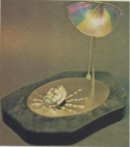 The Golden Sundial of Pi