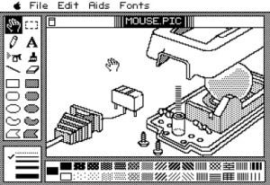 Bill Budge's MousePaint