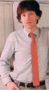 Brian Moriarty, 1985