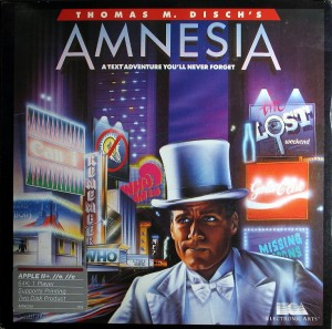 EA's released Amnesia package