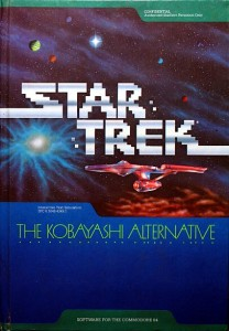 Star Trek: The Kobayashi Alternative