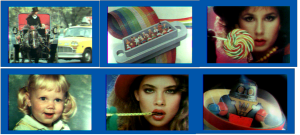 This is what a revolutionary technology looks like. In very early 1986 Tim Jenison, founder of NewTek, began distributing these full-color digitized photographs, the first of their kind ever to be seen on a PC screen, to Amiga software exchanges. The age of multimedia computing had arrived.