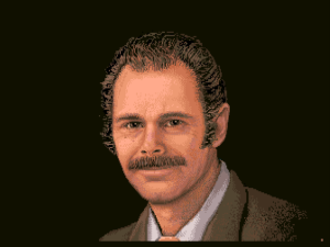 A Jim Sachs self-portrait