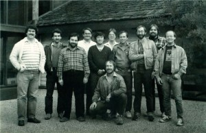 The small Atari team that temporarily immigrated to Digital Research's Monterey headquarters to adopt GEM to the ST.