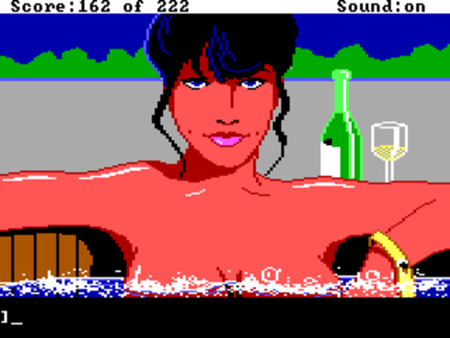 » Leisure Suit Larry in the Land of the Lounge Lizards The ...