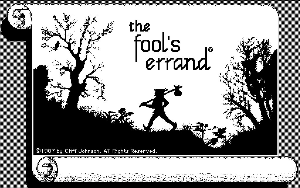 Image result for Image of a fool on a fools errand