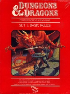 "By the 1983 third edition of the Basic Set, it had taken on a more colorful, almost cartoon-like appearance to suit the game's ever younger fanbase. It's now for ages ""10 and up."""