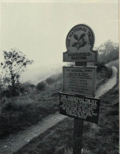 Thanks to its name and its location in Kit Williams's known home of Gloucestershire, the protected area around Haresfield Beacon became one of the most popular spots for digging. The National Trust finally felt compelled to put up a sign warning treasure hunters away. They billed Williams £50 for their efforts.
