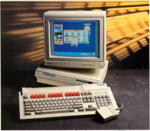 The Acorn Archimedes