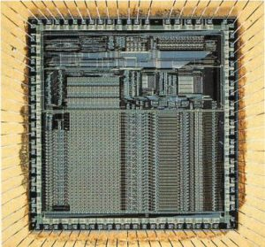 ARM, the chip that changed the world.