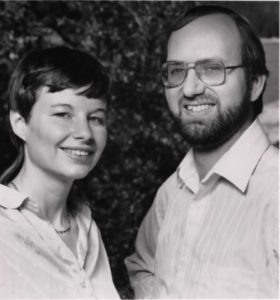 Lori Ann and Corey Cole