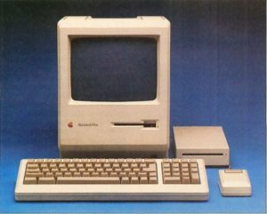 The Macintosh Plus