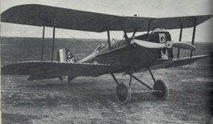 The Royal Aircraft Factory S.E.5a