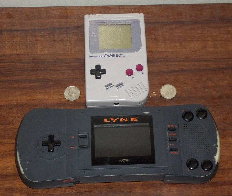 Atari Lynx - Wikipedia