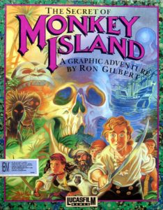 Monkey Island (or, How Ron Gilbert Made an Adventure Game
